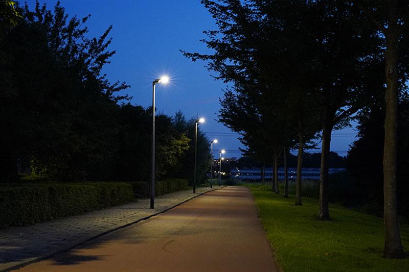 Ledverlichting in openbare ruimte