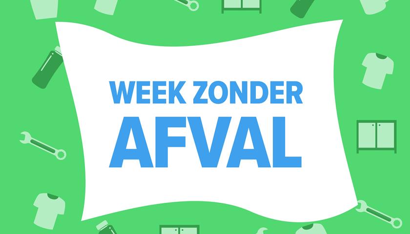 Week 22 is de Week Zonder Afval