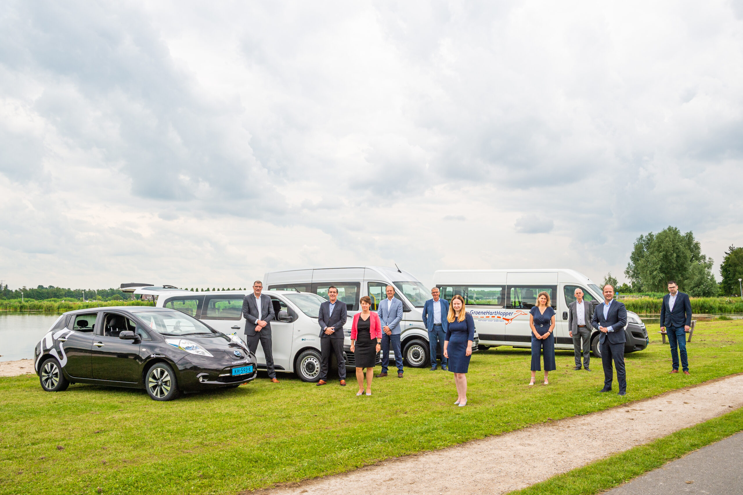 Definitieve gunning doelgroepenvervoer regio Midden-Holland